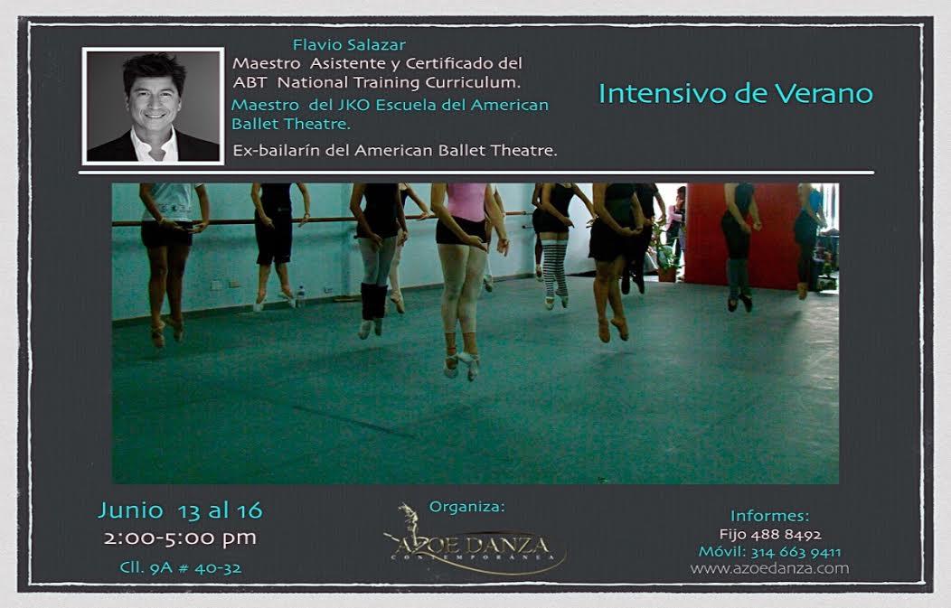 Taller ballet azoe danza flavio